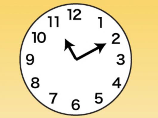 認知機能検査 時計描画